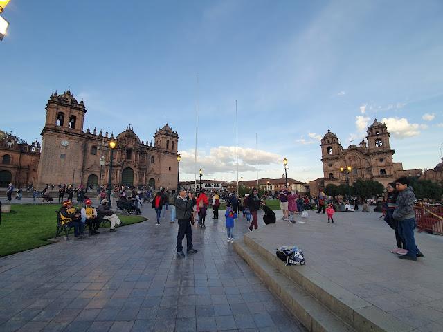 Plaza de Armas de Cusco - Peru