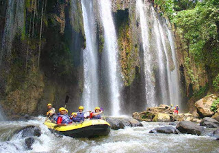 Arung Jeram Sungai Ayung