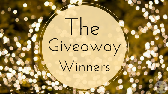 Announcing the Giveaway Winners of The End Diary by R.A. Desilets