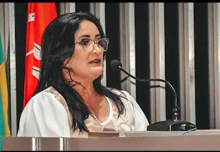 Em discurso  a vereadora Isaura Barbosa PSD, faz cobranças  direcionadas para a prefeitura de Guarabira, cobra por saúde e medicamentos.