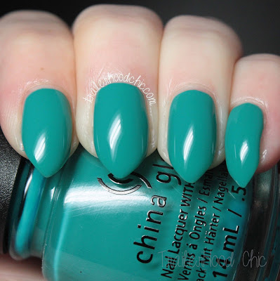 china glaze road trip my way or the highway swatch