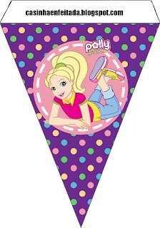 Kit Festa Polly Pocket Para Imprimir Grátis