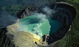 The Wonderful of Ijen Crater, Bondowoso