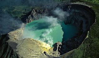Ijen Crater, Banyuwangi Java Island