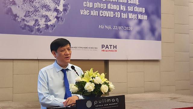 Việt nam vacxin covid