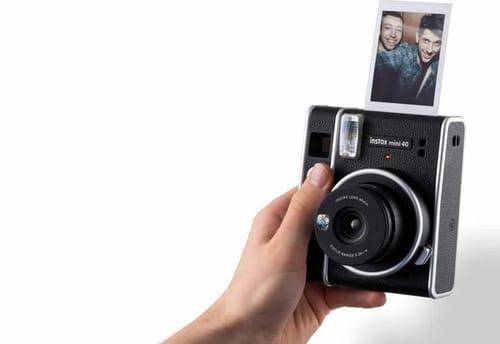 Instax Mini 40 .. New Fujifilm Instant Camera