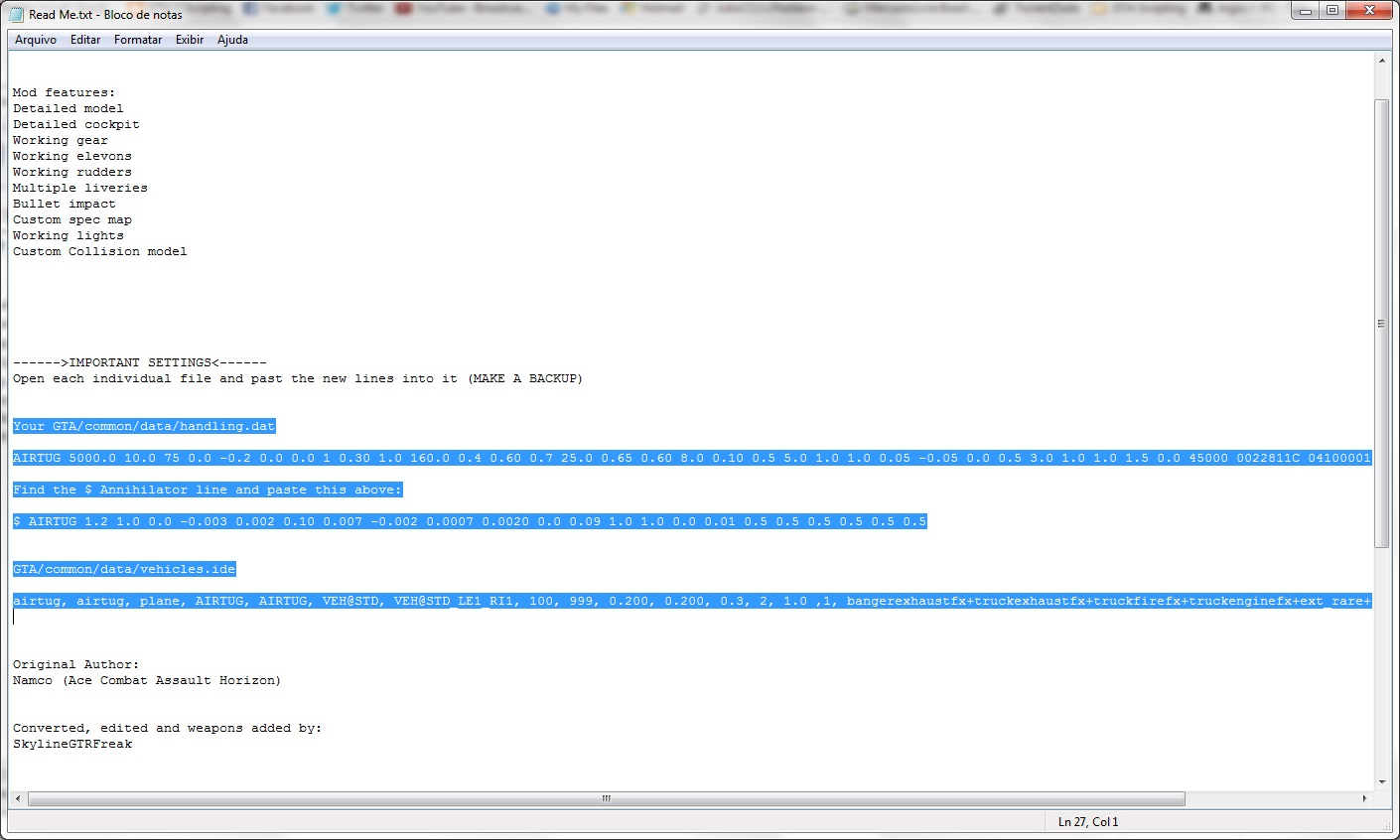 June 2013 ~ GTA X Scripting: Iron Man