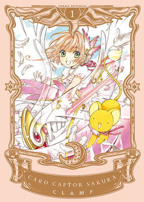 Manga: Review de Card Captor Sakura edición 60º aniversario de CLAMP - Norma editorial