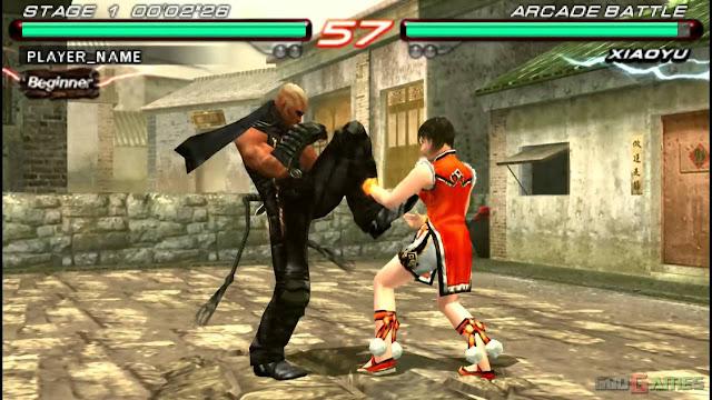 تحميل لعبة تيكن Tekken 6