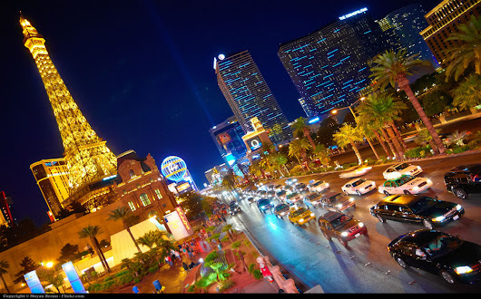 5 Things Every First Timer Should Do On A Trip To Las Vegas