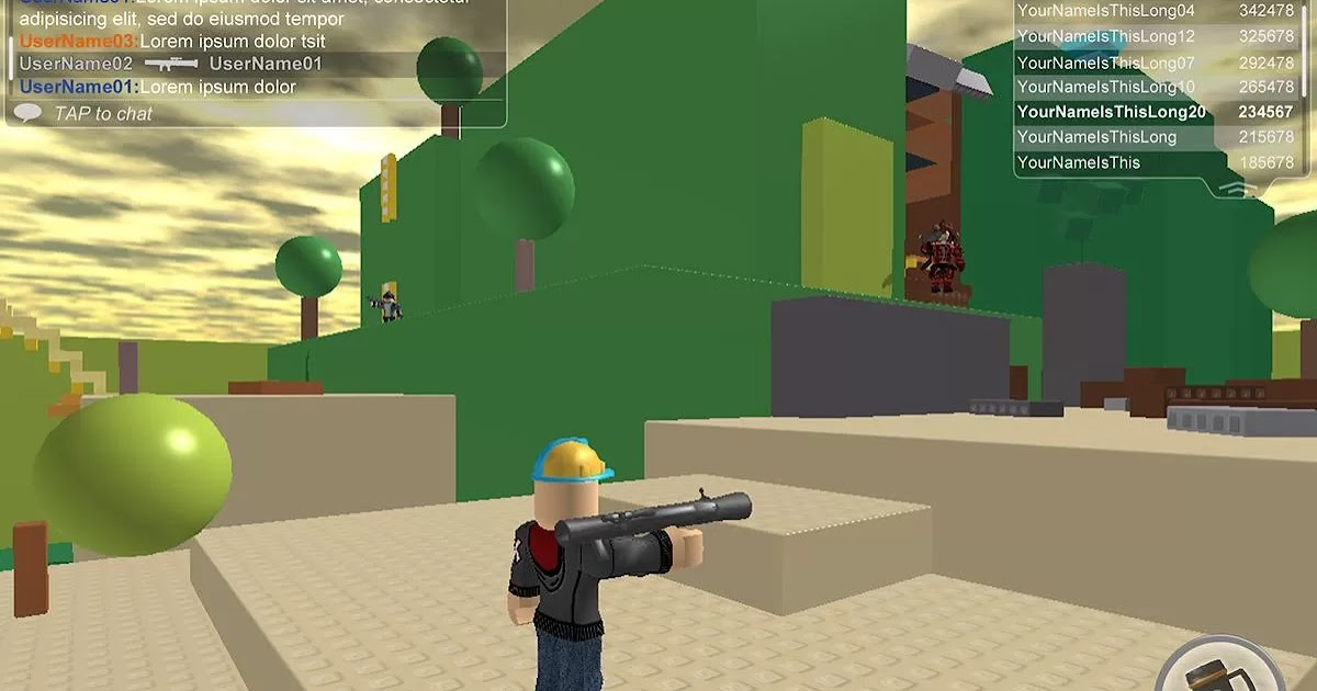 Top Apk Corner Roblox Games V1 0 Apk Android Game Free