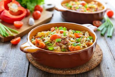 Salade froide aux pâtes :recettes végétaliennes