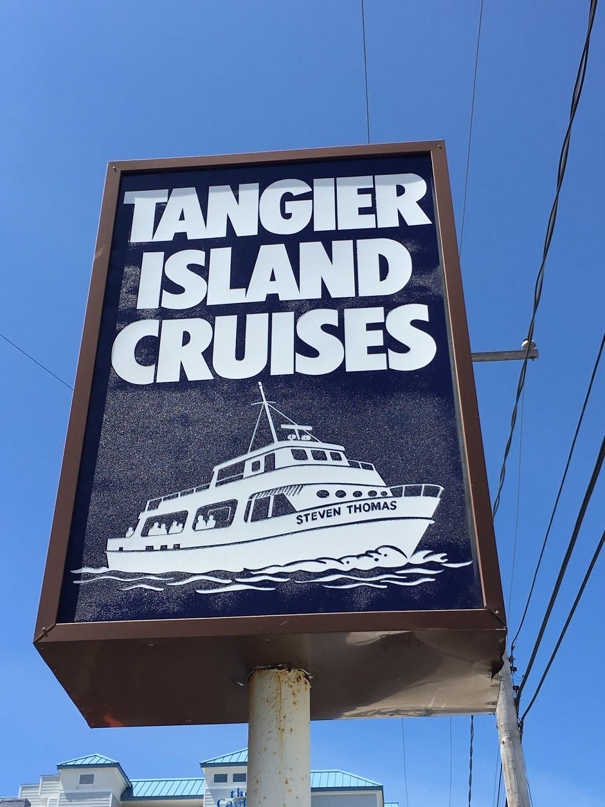 Crisfield Ferry To Tangier Island