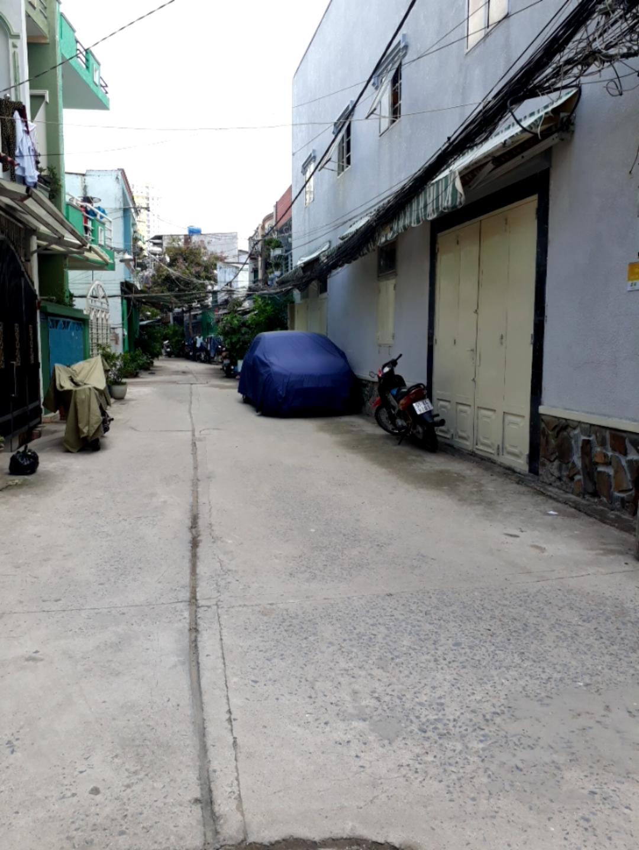 Bán nhà Quận 8 dưới 2 tỷ, hẻm 122 Phú Định phường 16 Quận 8