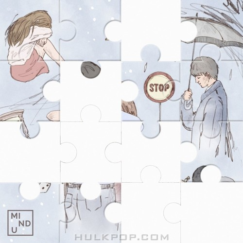 MIND U – 퍼즐 – 첫 번째 조각 – Single