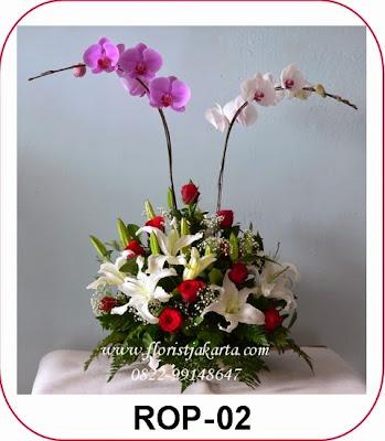 Kirim Bunga ke RS Medika Permata Hijau Get Well Soon
