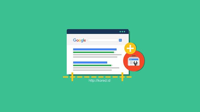 cara artikel cepat terindex google terbaru
