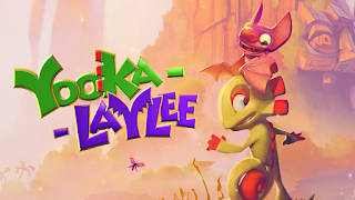 [Test] Yooka-Laylee (PS4)