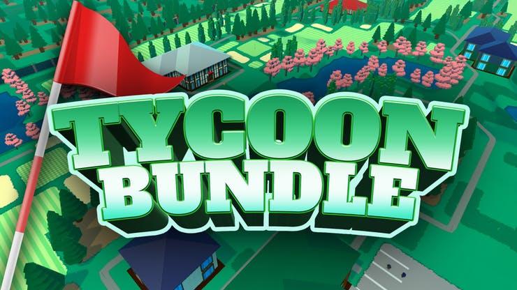 Fanatical Tycoon Bundle - 2.99美金6款遊戲 - 免費 Steam 遊戲 - 免費序號,超值組合包