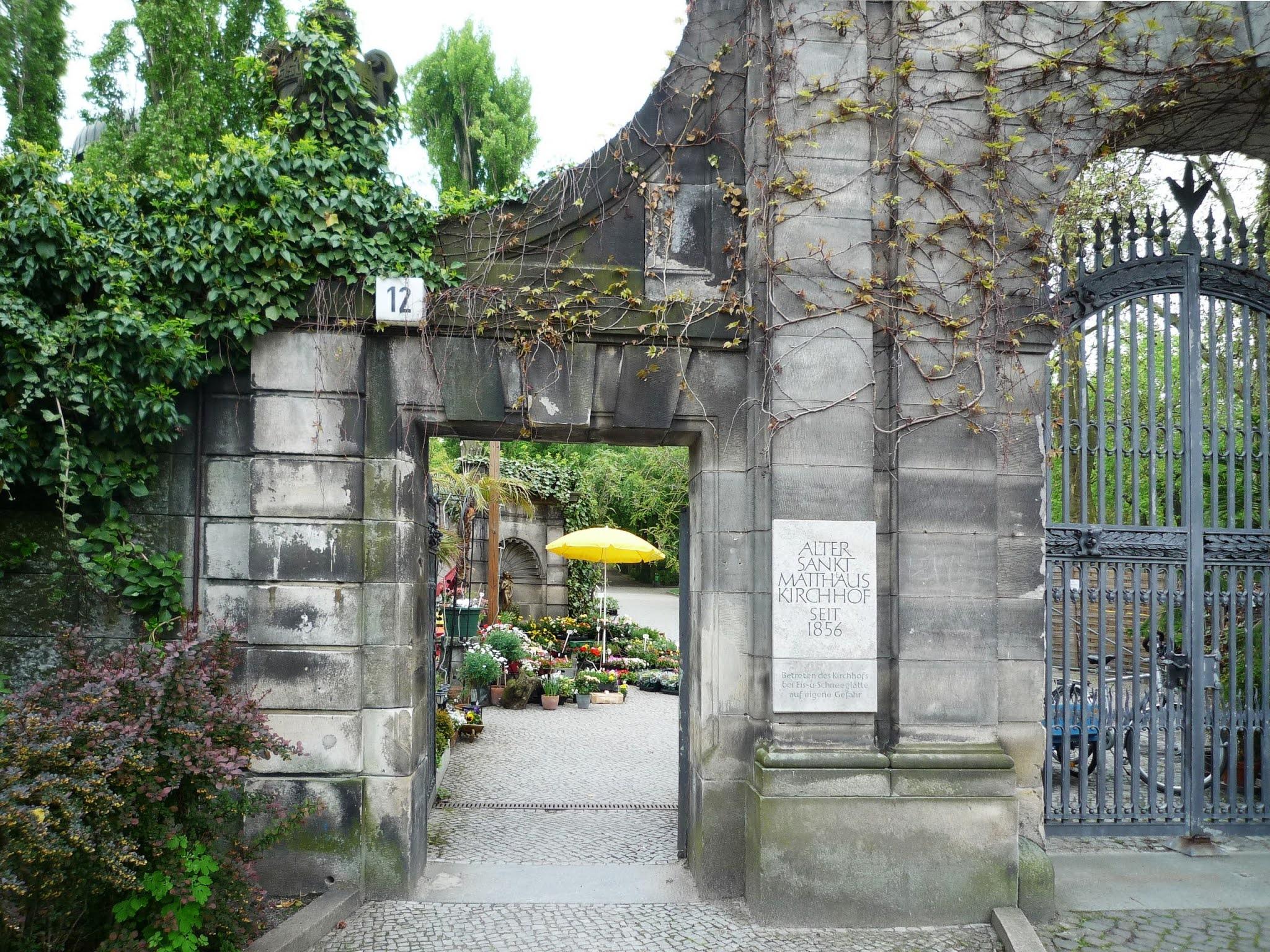 Old St. Matthew`s Cemetery (Berlin, Germany)