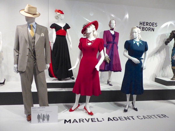 Marvel Agent Carter season 2 costumes