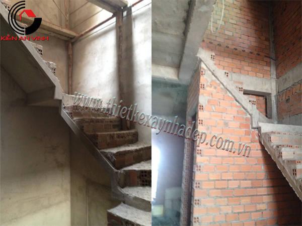 Thiết kế thi công xây nhà ống 2 tầng chị Trúc tại quận 7 Thi-cong-nha-pho