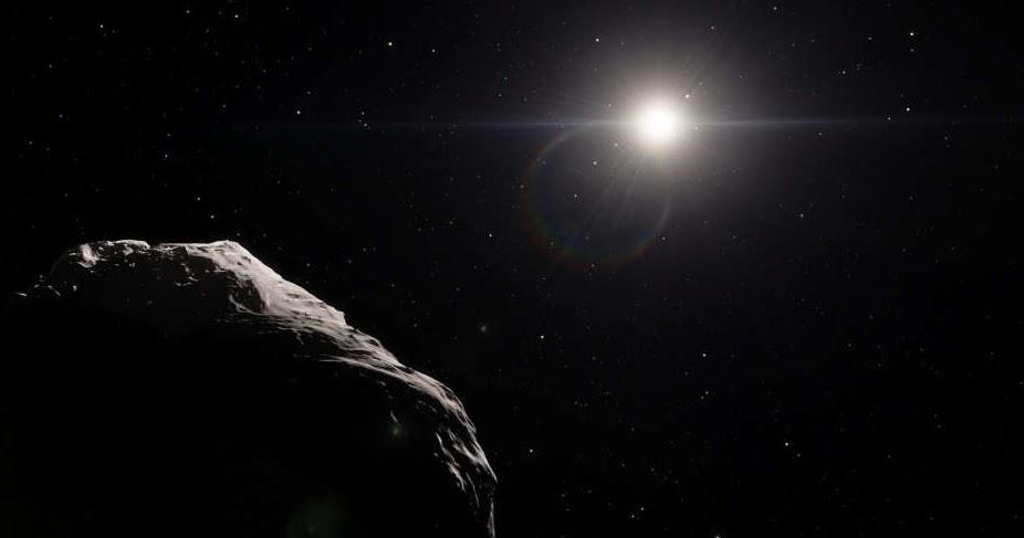 17 Planet Kerdil di Tata Surya Resmi Memiliki Nama Baru