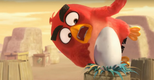Angry Bird Action terbaru meluncur di perangkat Android dan Ios