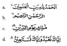 Download Soal Uas Quran Hadist Kelas I Sd Mi Ganjil 2020 2021 2022  Gif