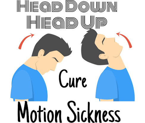 motion sickness exercise