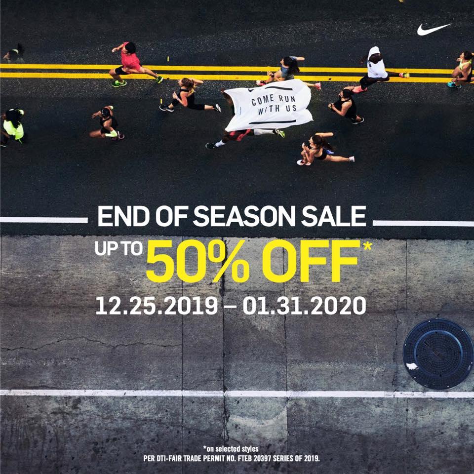 social Desmantelar calculadora  Manila Shopper: Nike Park End of Season SALE: Dec 2019-Jan 2020