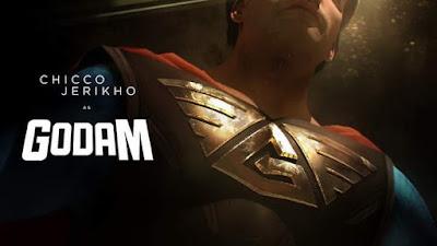 Super Hero dan Super Villain Bumilangit Cinematic Universe Phase One