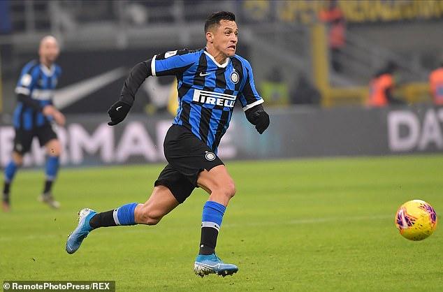 Alexis Sanchez completes permanent move to Inter Milan