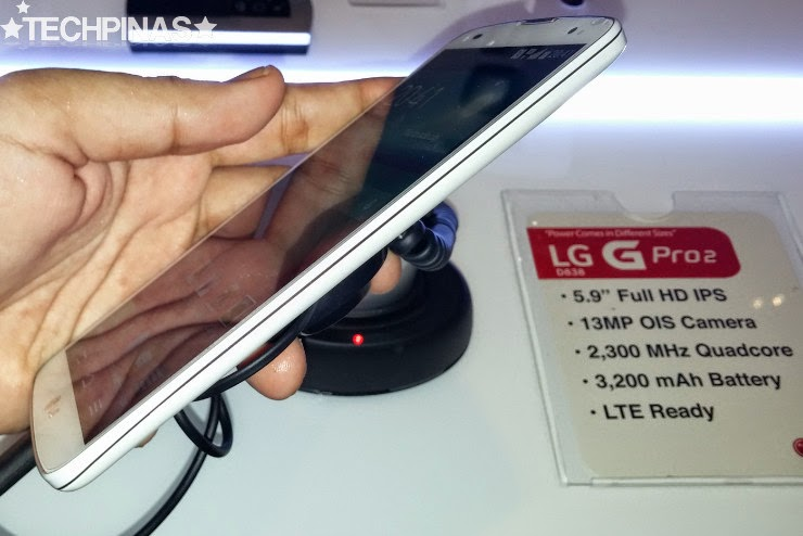 LG G Pro 2, LG G Pro 2 Philippines, LG Phablet