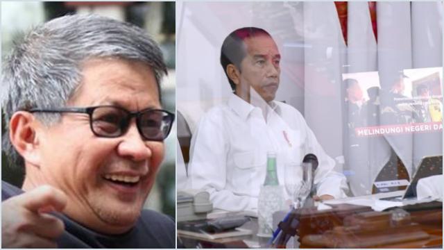 Sebut Jokowi Kelelahan Mental, Rocky: Dia Tak Percaya lagi Kabinetnya, Makanya Ngomel-ngomel saja