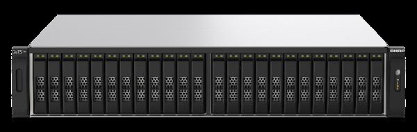 QNAP apresenta o NAS de 30 baías TS-h3088XU-RP