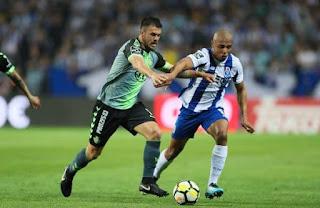 الدوري البرتغالي -فيديو هدف ياسين براهيمي امام فيتوريا سيتوبال