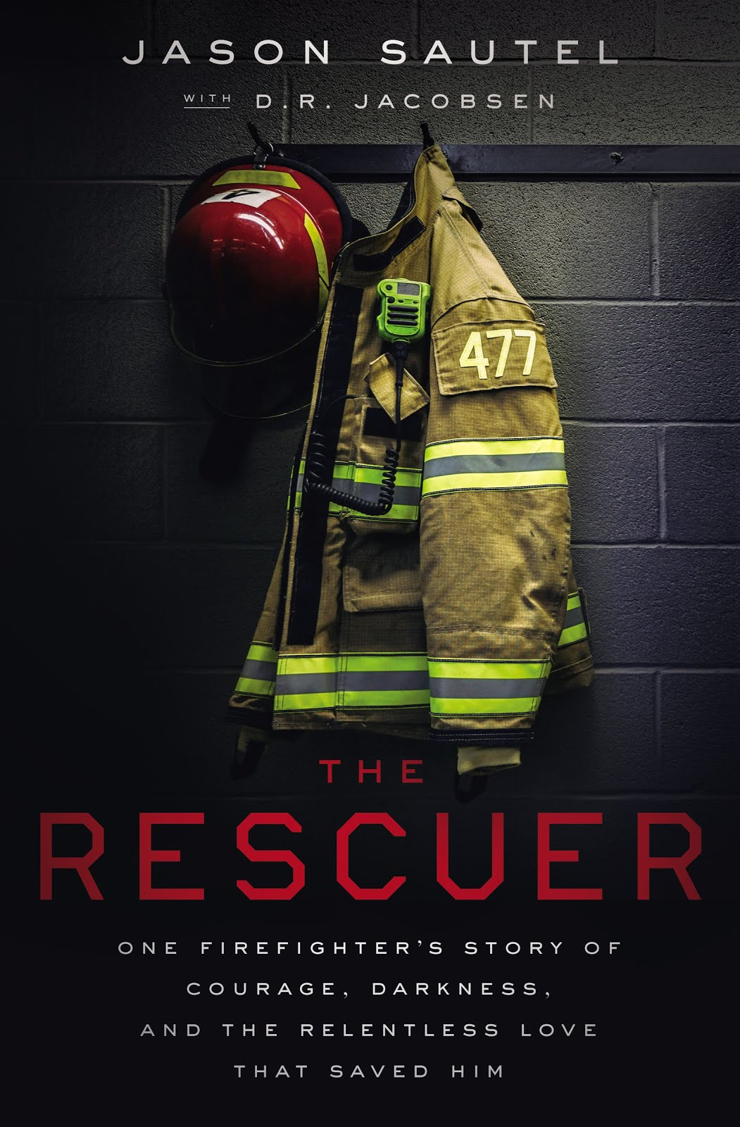 Giveaway - One Copy of The Rescuer by Jason Sautel