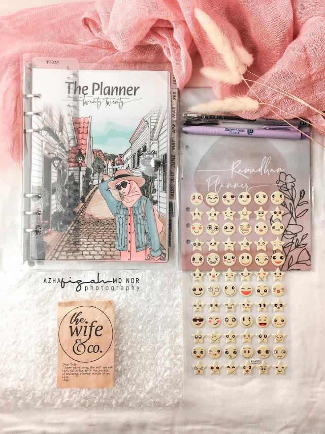 Islamic Planner Twenty Twenty The Wife & Co