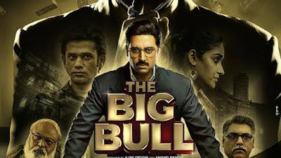 THE BIG BULL (2021) 1080p, 720P, 480P  Hindi full Movie Download