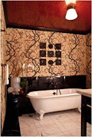 Asian Inspired Bathroom