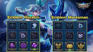 Emblem suitable for Miya Revamp