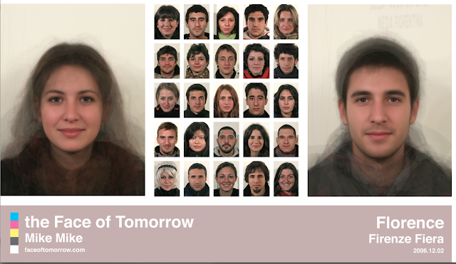 The face of tomorrow