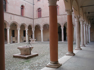 The Palazzo dei Principi was built in the 15th century