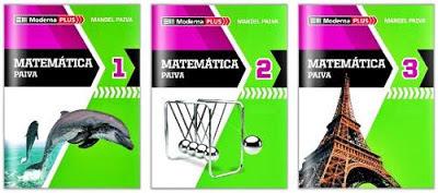 Matemática Moderna Plus  - Com Respostas - Manoel Paiva