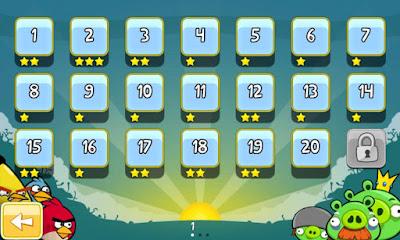 لعبة Angry Birds مهكرة للكمبيوتر
