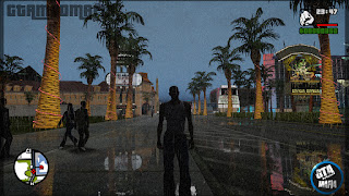 GTA San Revision Final X Cloud Enb mod Free Download