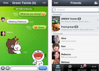 LINE: Free Calls and Messages Latest Version APK