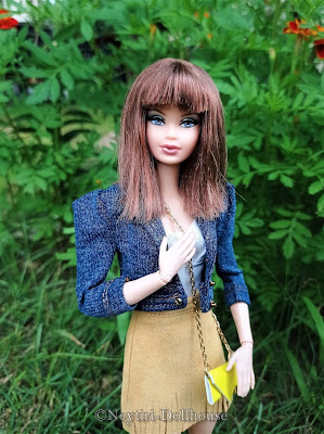 Barbie doll Steffie Basics Model No. 03 Collection 001 MtM Made to Move