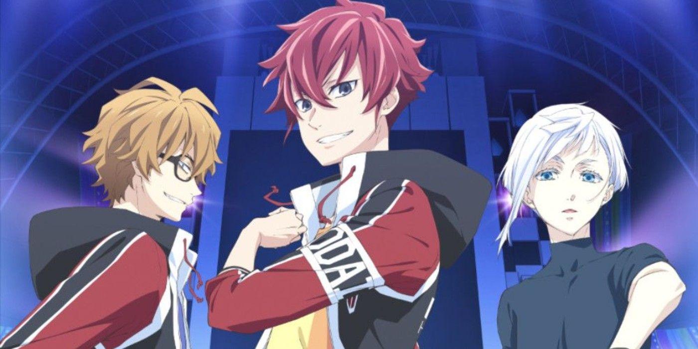 Anime Skate Leading Stars